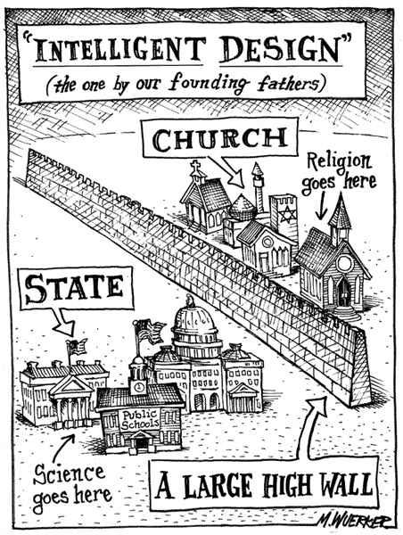 Array - how many americans misunderstand the separation of church      rh   theprogressivecynic com