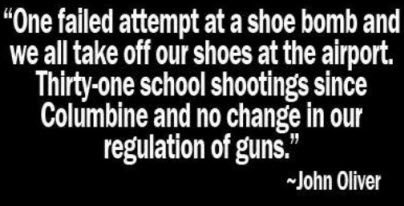 guns-shooting-vs-shoe-terrorist-John-Oliver