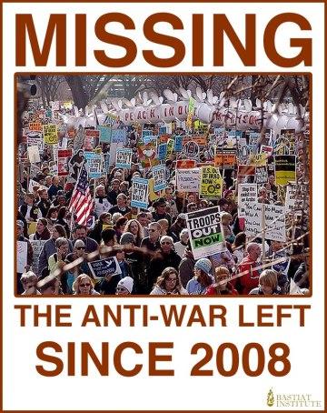 Anti-War-Left-Missing