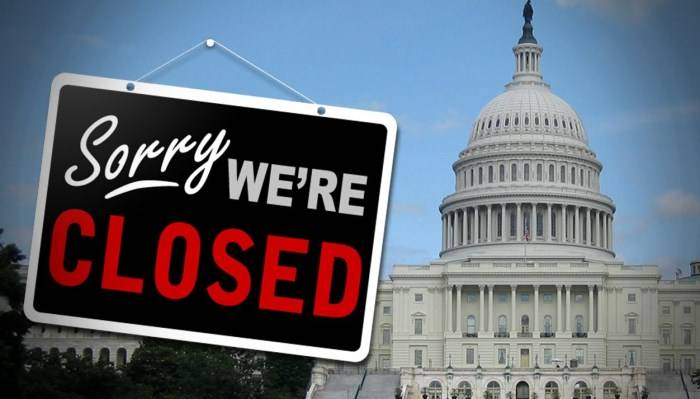 2013 government shutdown October 11, 2013  agencies and employees on shutdown furloughs (also called  emergency furloughs)  see .