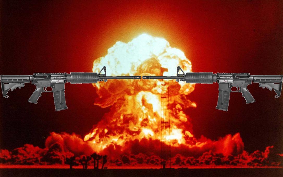 Mutual assured destruction: Wikis