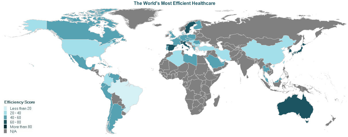 How Many Countries Have Universal Health Care