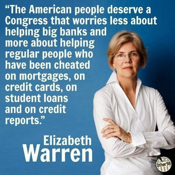 warren on big banks