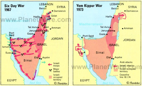 6-day-war-1967-and-yom-kippur-war-map