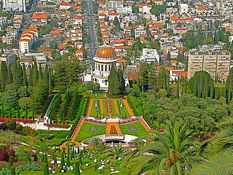 bahai-temple-and-gardens-in-haifa-ruth-hager