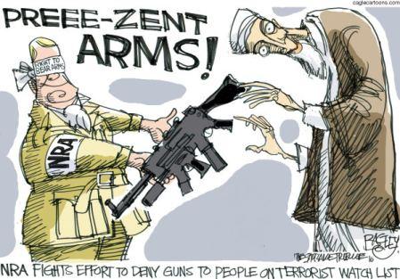 Terrorist NRA