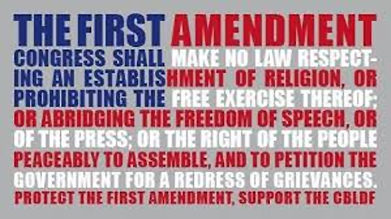 the corporatization and destruction of the 1st amendment the