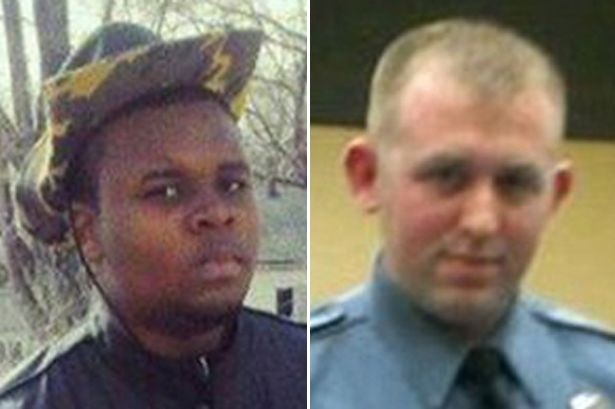 A Preliminary Look at the Michael Brown Shooting   The ...
