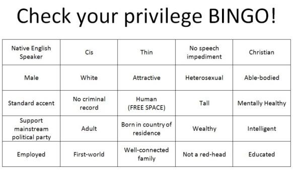 Check-Your-Privilege