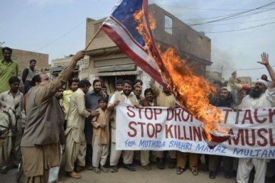 Drone-strike-kills-four-suspected-militants-in-Pakistan
